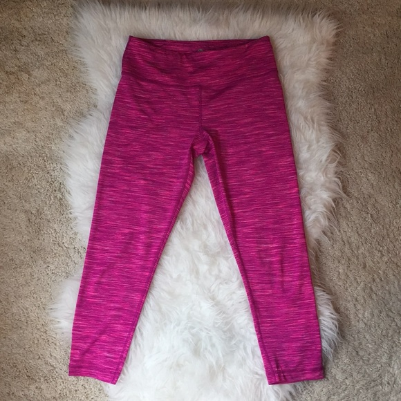 90 Degree By Reflex Pants - 90 Degree by Reflex Cropped Leggings